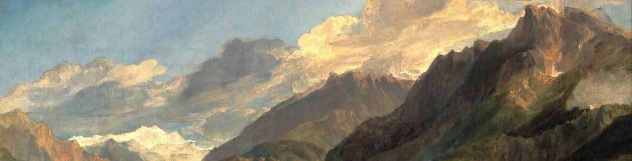 Lettres du mont-Blanc